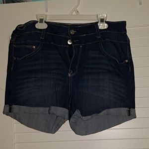 Wallflower Shorts - Three pairs of shorts